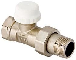 Клапана термостатические