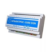 УК Альбатрос-1500 DIN блок защиты электросети
