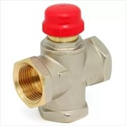 01 Клапан трехходовый смесительный 1  VT MR 01