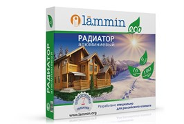 Радиатор Lammin  алюминиевый AL 500-100-10