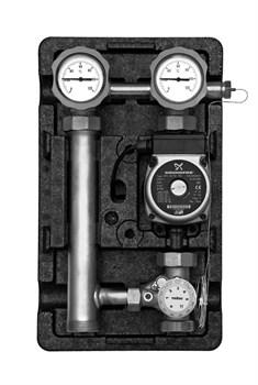 МЕ 45190 Meibes Насосная группа с подд.темп.25-50гр.,UPS 25-60,термостат тепл.пола - фото 4722