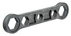 Ключ для пробок и переходников TENRAD - фото 4768