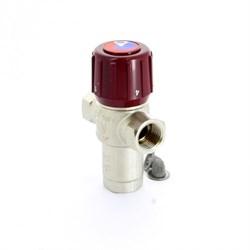 Клапан термостатический смесительный 1/2  6209С12 42-60гр. - фото 4924
