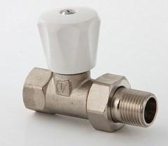 008L Клапан ValTec руч.для рад.3/4  компакт - фото 4931