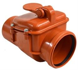 Клапан обратный  наружный 160 - фото 5003