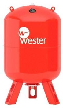 Бак расширительный красный WRV 300 л - фото 5248