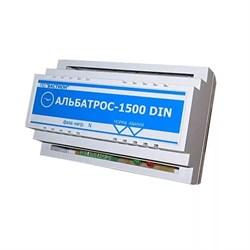 УК Альбатрос-1500 DIN блок защиты электросети - фото 5331