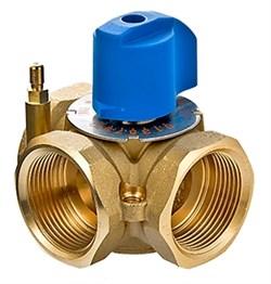 03 Трехходовый смесительный клапан 3/4  Kv 4 - фото 5515