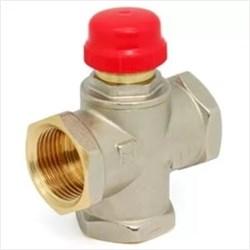01 Клапан трехходовый смесительный 1  VT MR 01 - фото 5757
