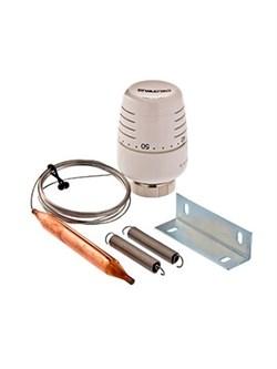 5012 Термоголовка(диап.регул-ки 20-60^С) с выносным накладным датчиком - фото 5769