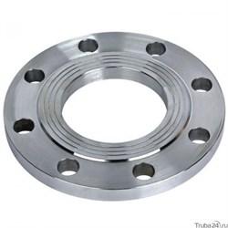 Фланец плоский стальной ст.1  РУ 10 Ду100 - фото 5803