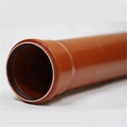 Труба 110-0.5 м РР наружн. - фото 6101