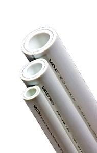 Труба PP- ALUX VALTEC PN25 армир-ая алюминием 32мм - фото 6117