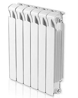 Радиатор биметаллический RIFAR MONOLIT VR 500-6секции - фото 6636