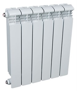 Радиатор RIFAR ALUM 350-6 - фото 6638