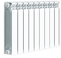 Радиатор биметаллический RIFAR BVR 500-10 - фото 6650