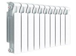 Радиатор биметаллический RIFAR MONOLIT 500-10секции МVR - фото 6656