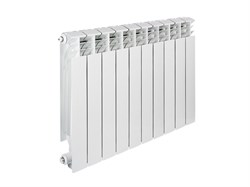 Радиатор алюминиевый  TENRAD 500/100  10-секций - фото 6675