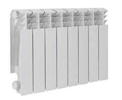 Радиатор алюминиевый  TENRAD 500/100  8-секций - фото 6676