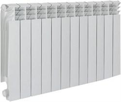 Радиатор алюминиевый  TENRAD 500/100  12-секций - фото 6678