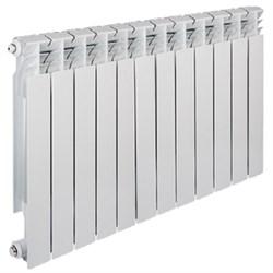 Радиатор биметаллический  TENRAD 500/80  12-секций - фото 6681