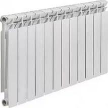 Радиатор алюминиевый  TENRAD 500/80  12-секций - фото 6682