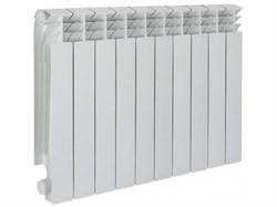 Радиатор алюминиевый  TENRAD 500/80  10-секций - фото 6684