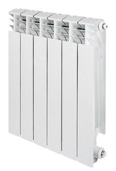Радиатор алюминиевый  TENRAD 500/80  6-секций - фото 6686