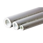 Труба PP- ALUX VALTEC PN25 армир-ая алюминием 25мм