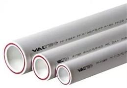 Труба PP-FIBER VALTEC PN20 (стекловолокно) 40мм