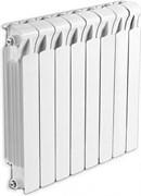 Радиатор биметаллический RIFAR MONOLIT 500-8секции