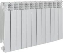 Радиатор алюминиевый  TENRAD 500/100  12-секций