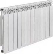 Радиатор алюминиевый  TENRAD 500/80  12-секций
