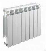 Радиатор алюминиевый  Brixis Base 500/8-секций
